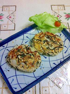 簡単☆豆腐ハンバーグ