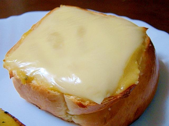 チーズ芋クリームトースト♪