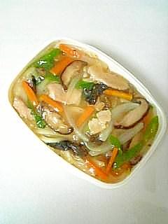 トロ~リ☆中華丼のお弁当☆
