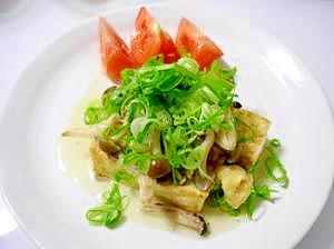 さっぱりヘルシー♪豆腐ステーキ