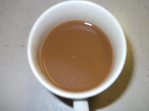 毎日イソフラボンdeきな粉コーヒー