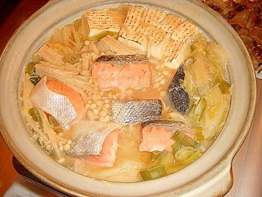 ☆野菜・魚たっぷり あっさり和風鍋