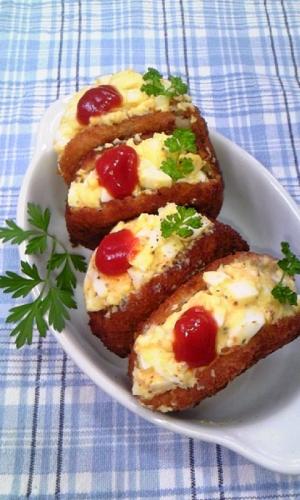 コロッケ サンド レシピ