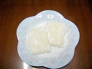 乳団子 レシピ・作り方 by あ——...