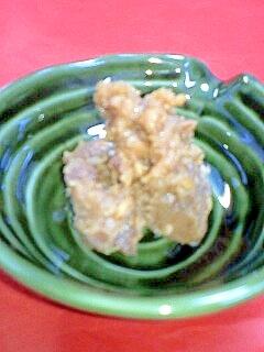 鹿児島の定番常備菜、豚みそ(200ml分)