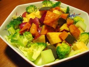 かぼちゃ 温 野菜