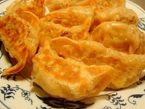 イタリアンっぽい餃子