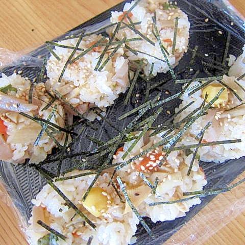数の子五目寿司