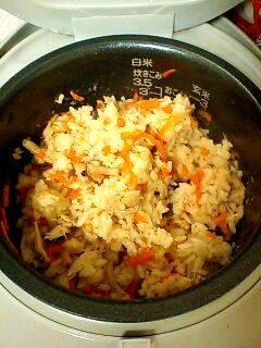 炊飯器 レシピ ご飯