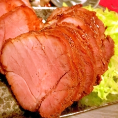 豚もも肉で旨味あっさりのセロリチャーシュー