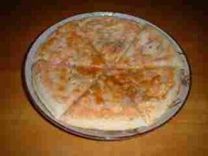 明太子ピザ