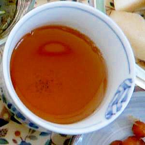 ジンジャー紅茶