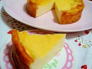 チーズ ケーキ レシピ 生 クリーム なし