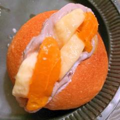 ちょっぴり大人のオレンジショコラサンド