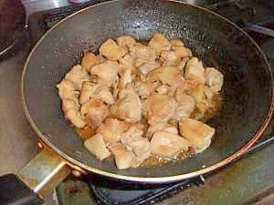 鶏肉のさっぱり照り焼き