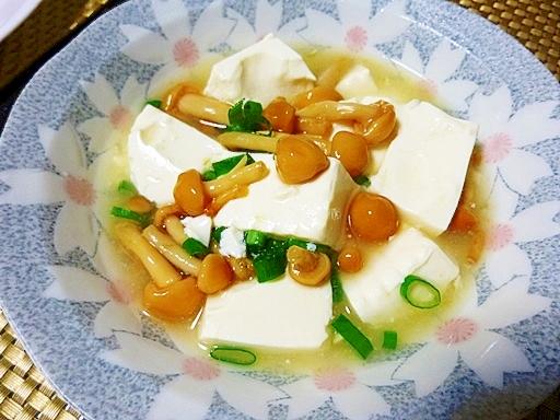 胃にもやさしい!ぬくみ豆腐