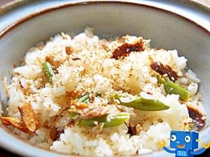 塩麹のサンマ炊き込みご飯