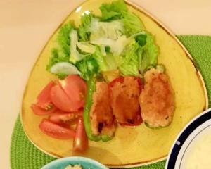 ミンチ 鶏 レシピ むね