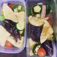 サッパリ洋風夏野菜おでん