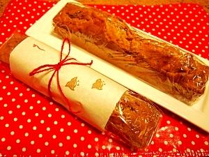 簡単おいしい☆りんごのパウンドケーキ