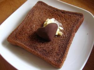 ヤマザキふんわり食パン(チョコ...
