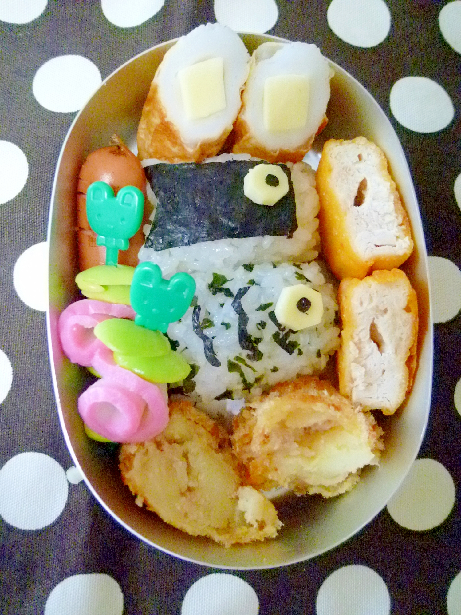 こどもの日鯉のぼり弁当