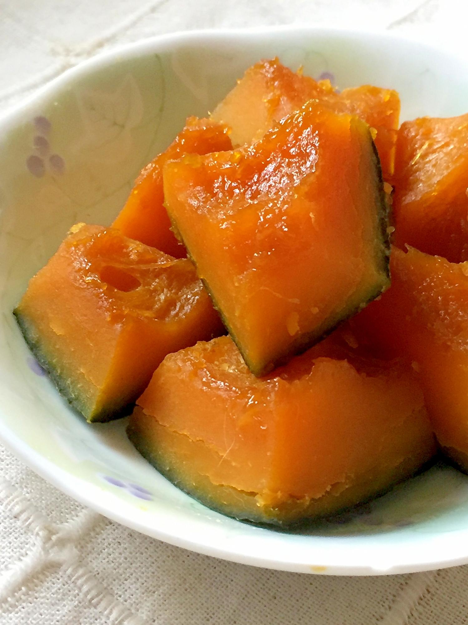 ほっこり甘〜い♡かぼちゃの煮物 レシピ・作り方