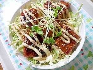 照り焼きチキンマヨ丼