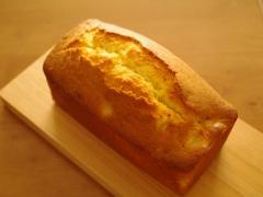 りんごのパウンド☆アップルパウンドケーキ