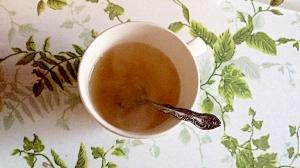 風邪の引き初めに生姜湯