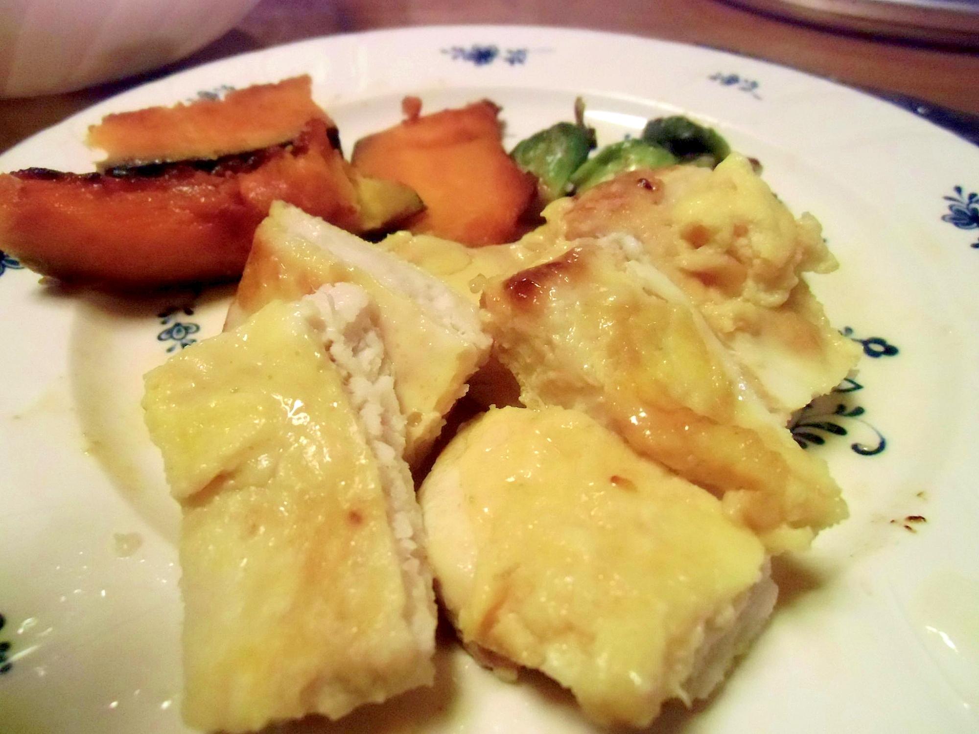 カジキマグロの卵衣焼き