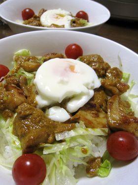 お手軽☆チンドリー(珍鶏)親子丼