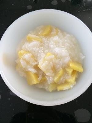 芋粥 レシピ・作り方 by デビル...