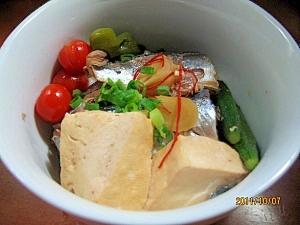 秋刀魚のまんま(^人^)