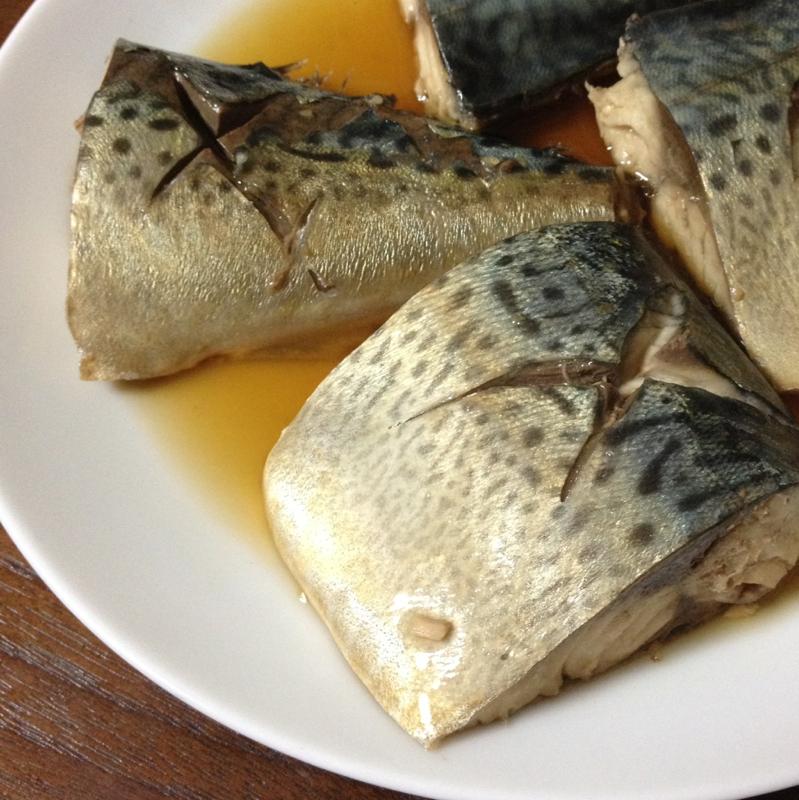 フライパンひとつで!サバのあっさり煮