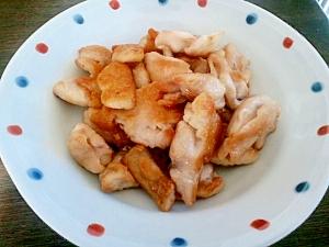 1. 鶏肩肉の塩焼き