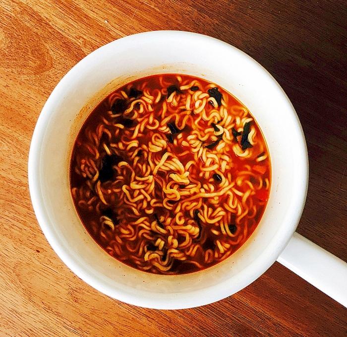 韓国人が教える辛ラーメンのおいしい作り方 レシピ・作り方 by naretini 楽天レシピ