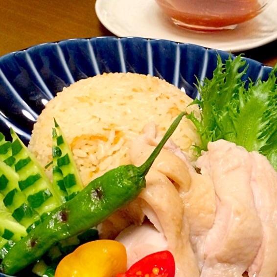 1. ジャスミンライスの炊き込みご飯