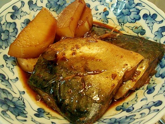 鯖の山椒煮