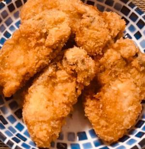 牡蠣 フライ レシピ