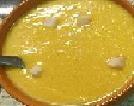 大麦ポタージュのコーンパンプキン