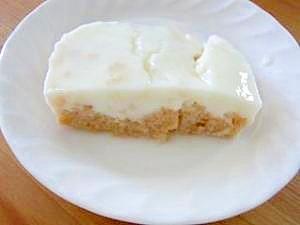 ヨーグルト ムース レシピ
