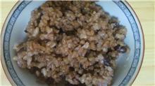 発酵☆小豆玄米