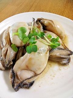 話題☆塩麹と牡蠣