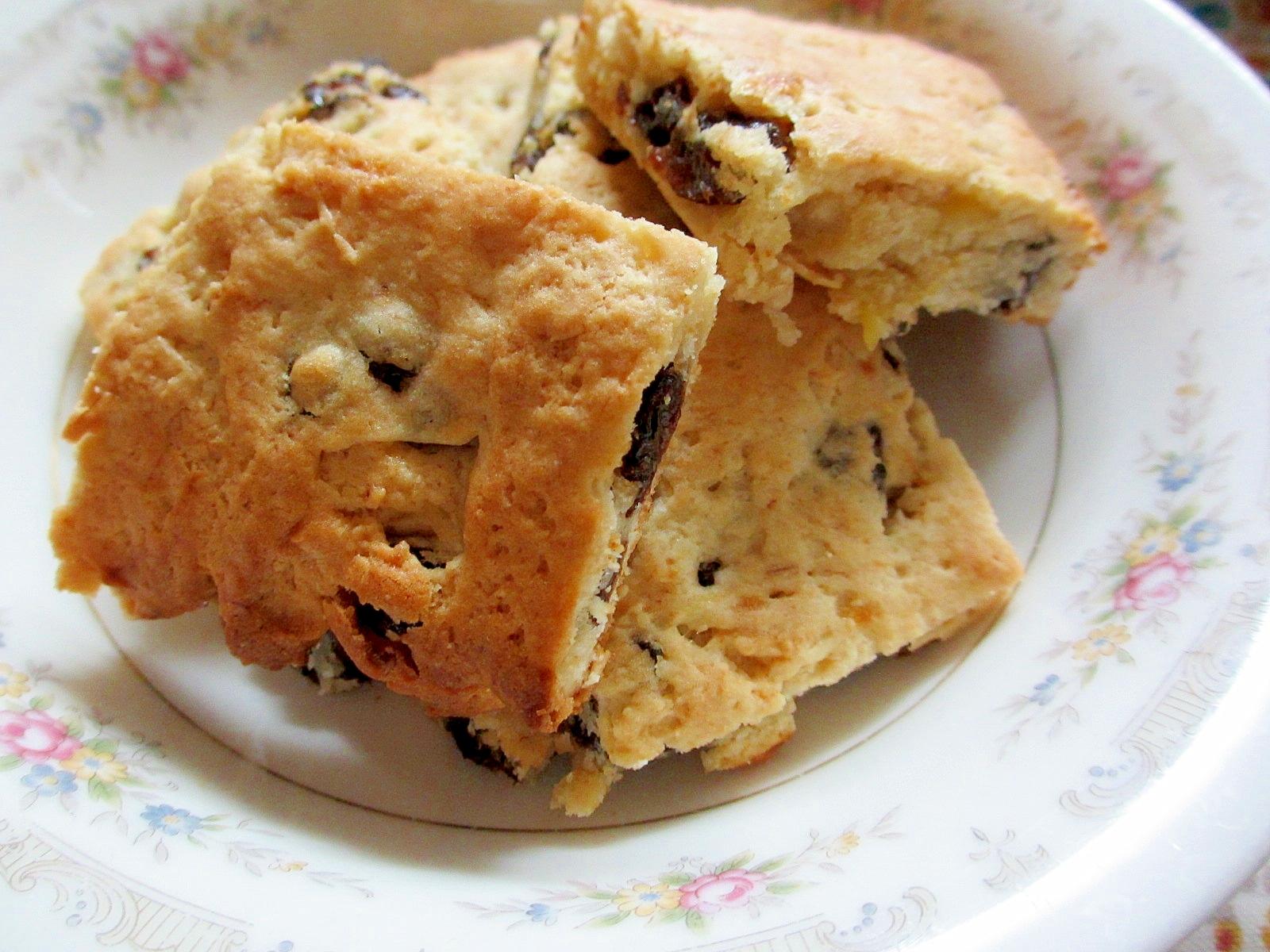 〔お手伝いレシピ〕バナナとレーズンのソフトクッキー