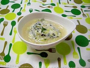 海草のヨーグルトサラダ