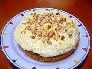 しっとりふんわりキャロットケーキ