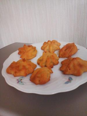 3.味噌と大豆の和風クッキー