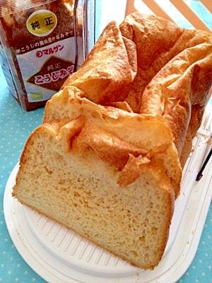 ホームベーカリーで作る味噌ご飯食パン♪