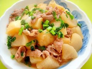 豚肉 じゃがいも 人気 レシピ